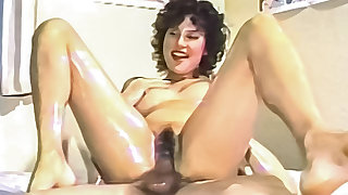 Hairy amateur girlfriend fucked and using a vibrator